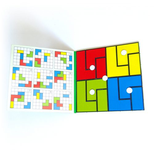 Hlavolam Cuts Pocket - logická hra a hlavolam pre deti | Watt SK - watt.eu.sk